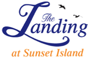 The Landing at Sunset Island